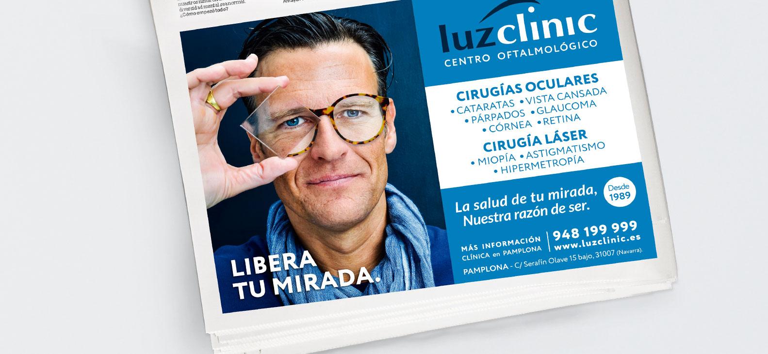 LUZCLINIC – Centros oftalmológicos