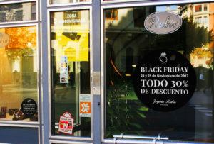 Black Friday en APmaplona Navarra