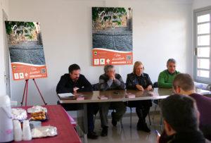Diseño Presentación campana turismo en Navarra Gallipienzo Sangüesa publicidad de turismo rural sostenible comunicación en medios