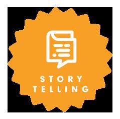 Historias de marketing, expertos en storytelling, contamos historias de marca, campañas de publicidad y eslóganes veraces reales, las mejores campañas de publicidad son las reales.