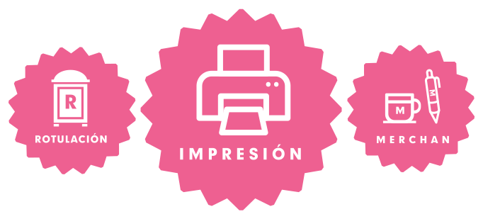 Servicios de impresión o Imprenta y estudio de diseño en Navarra Pamplona también tenemos servicios de rotulación y Merchandising y otros elementos promocionales o de regalo, controlamos las artes finales de nuestros trabajos. Controlamos las artes finales desde una perspectiva del diseño gráfico y la comunicación.