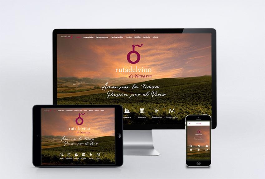 Diseño web en Pamplona Navarra, diseñamos tu pagina web desarrollo de comunicación online y estrategias de publicidad en redes sociales.