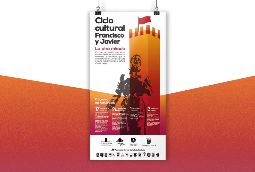 Diseño y comunicación de eventos para festivales y ciclos culturales en sangüesa, javier, tudela, tafalla, estella y pamplona en Navarra y País Vasco