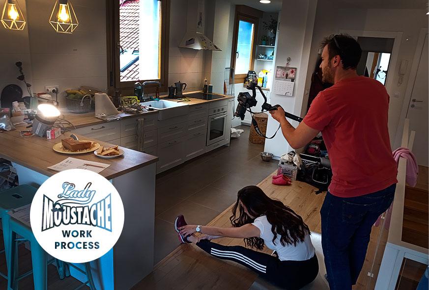 turismo rural de navarra en España campaña de comunicación y realización de vídeo guion técnico audiovisual