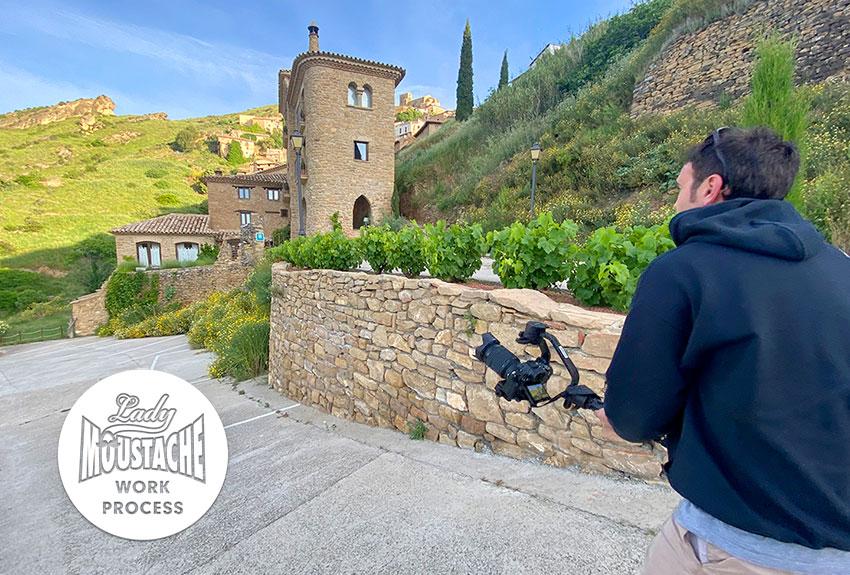 Realización de vídeos corporativos y spots de tv comerciales documentales y anuncios de televisión y otras producciones audiovisuales en Navarra Pamplona País Vasco aragon