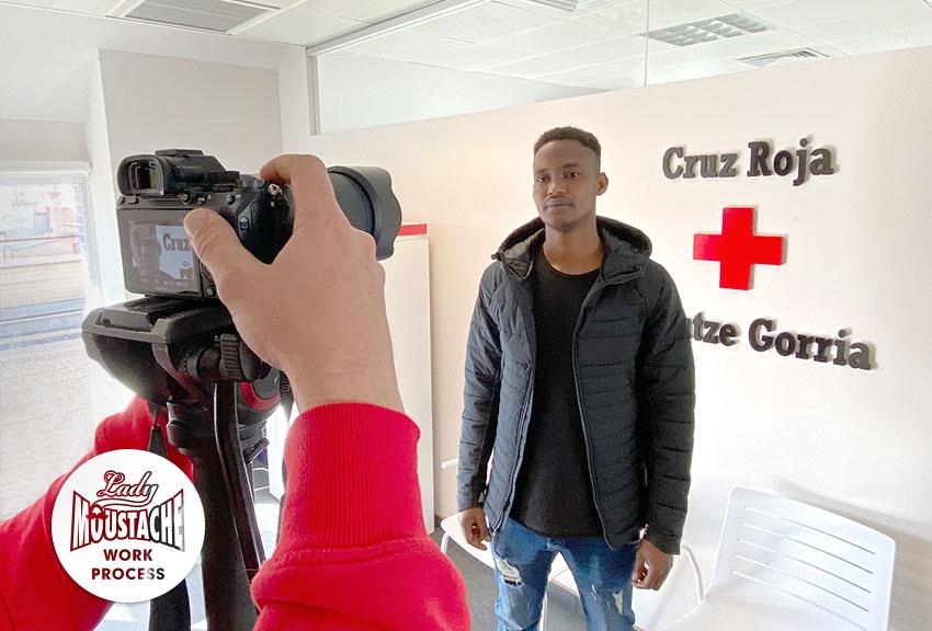 Realización de campaña de publicidad y comunicación para ong organizaciones sin ánimo de lucro gobierno de navarra y cruz roja