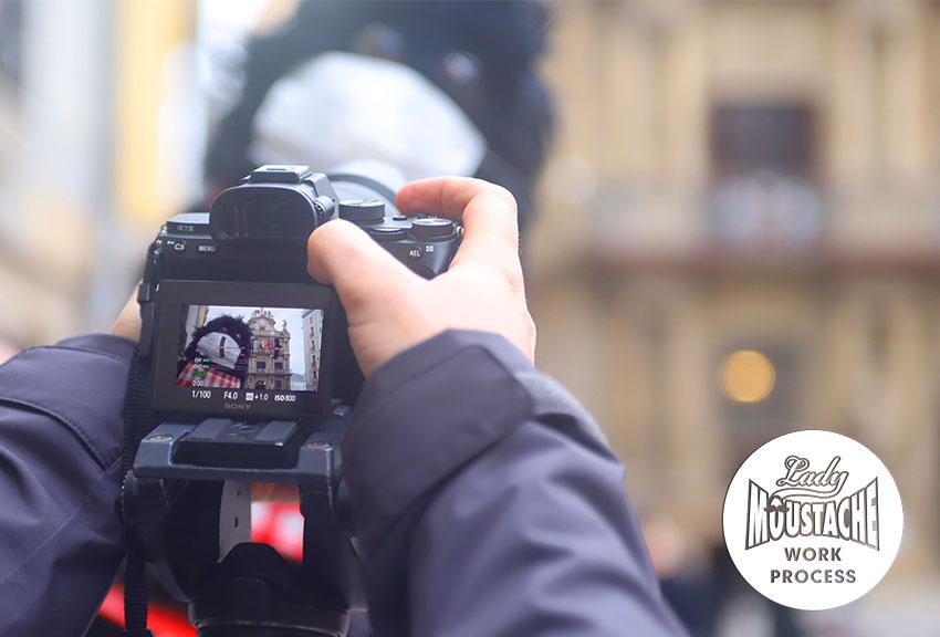 Realización de vídeo y producciones en pamplona Navarra spots y vídeos corporativos productoras de vídeo en Navarra para anuncios de televisión y radio