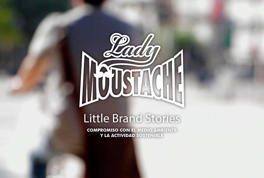 Compromiso medioambiental empresa de comunicación en Pamplona Navarra publicidad y diseño gráfico compromiso de responsabilidad social corporativa Lady Moustache