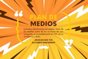 Empresas de gestión de medios de publicidad en Pamplona Navarra agencias de comunicación en campañas de comunicación